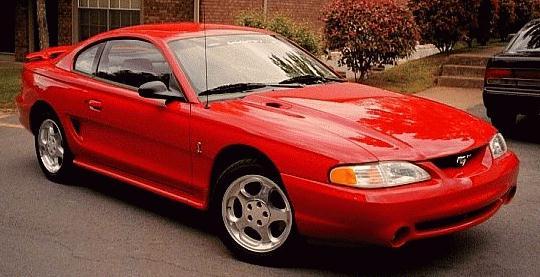 1995 Cobra