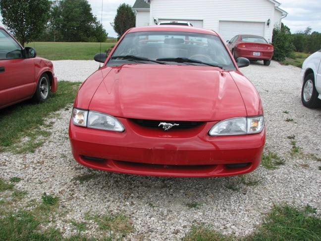 1997 3.8l V6 mustang