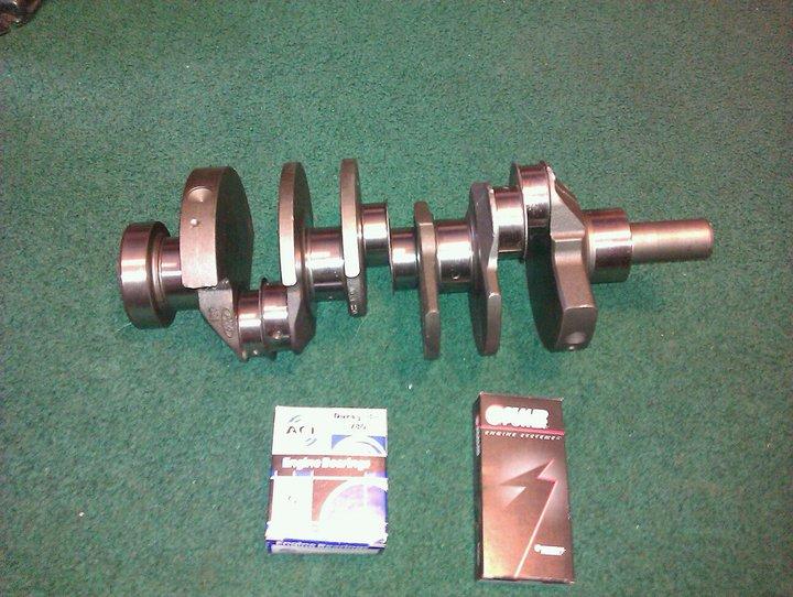 1997 4.2l crank and bearings