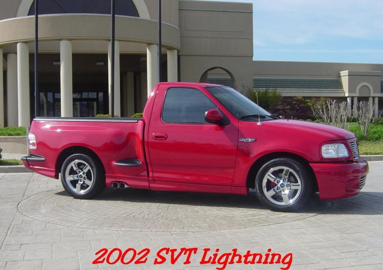 2002 SVT Lightning
