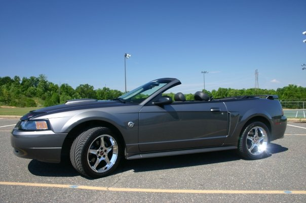 2004 GT Vert...My First Pony!!! RIP...If you see her on the road or know someone that owns her let me know.