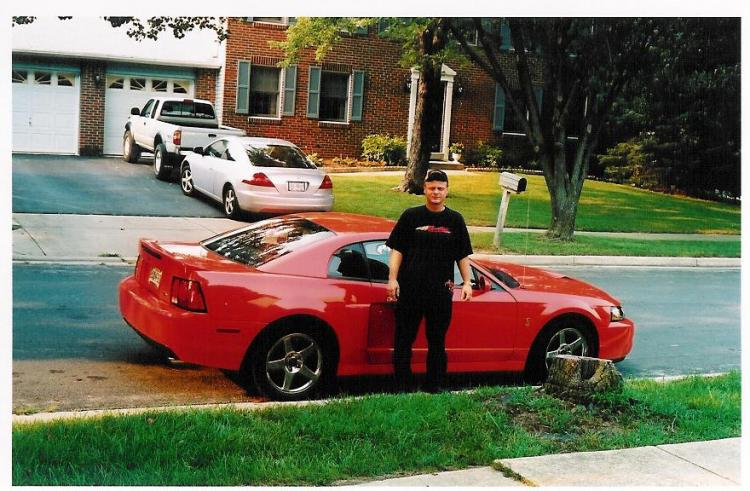 2004 with 1st Cobra