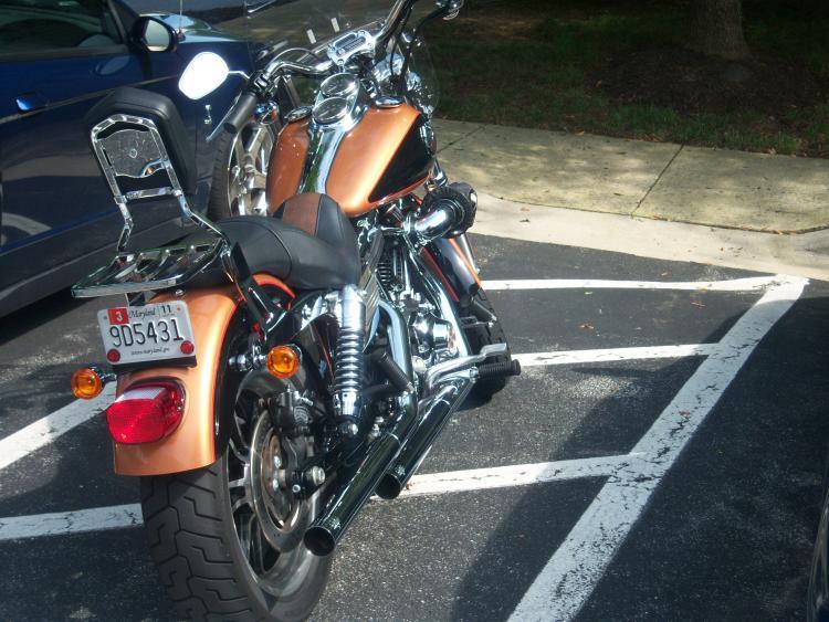 2008 Harley-Davidson FXDL  105th Anniversary
