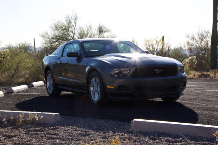 2011 V6
