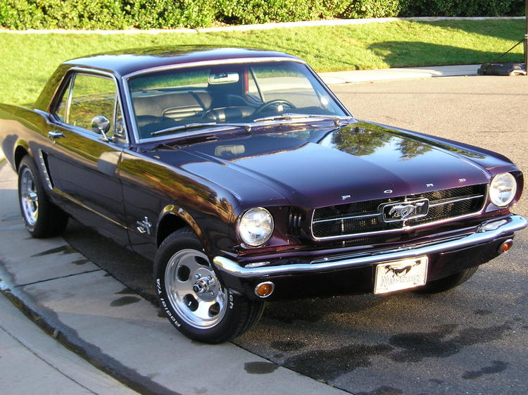 65 Mustang Updated-2010