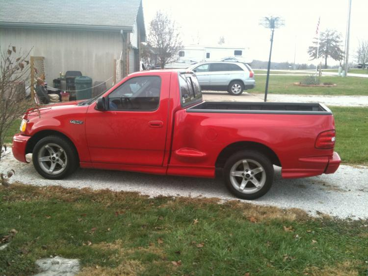 99 Ford Lightning 390 Hp