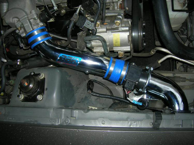 BBK Cold Air Intake