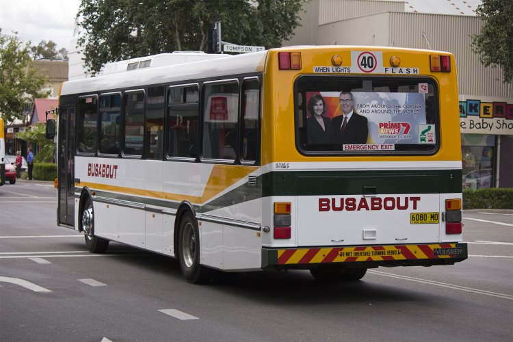 Busabout Wagga   Volgren bodied MAN SL202 (6080 MO) 2