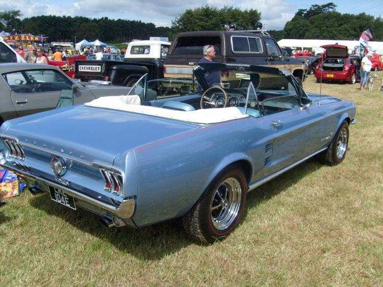 catsfield car show 2009 175