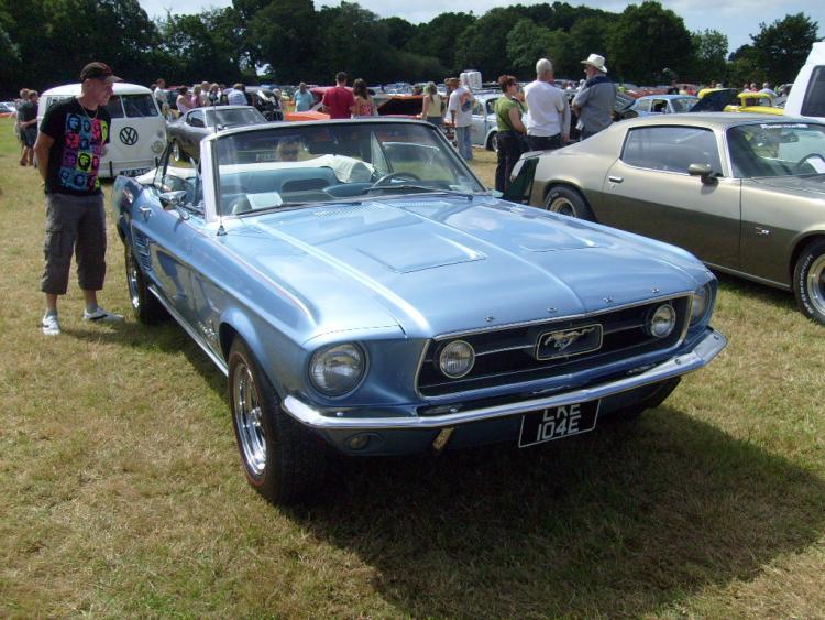 catsfield car show 2009 176