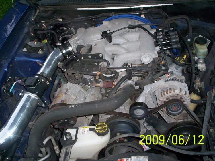 cold air kit from american muscle