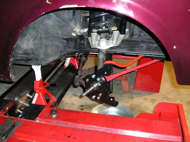DiscBrake Kit Install 2 23 2010
