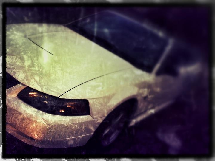 Edited art of my car.