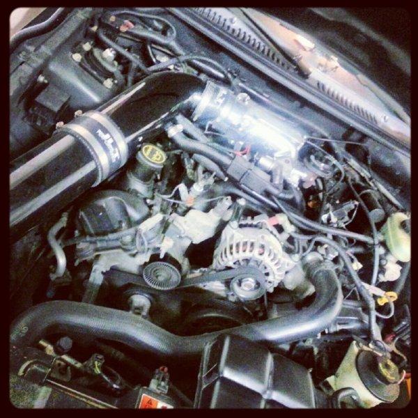 Engine shot