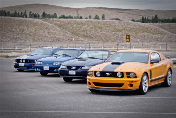 Front to back: