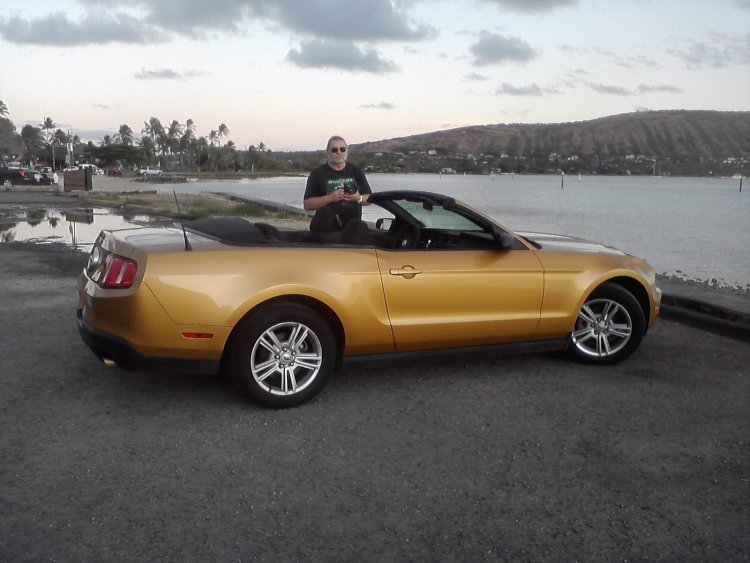 Hawaii Gold rental car for a vacation