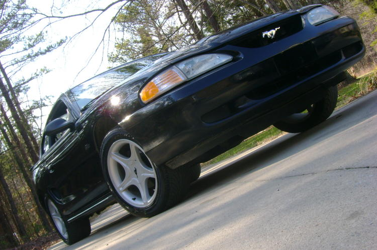 I have changed wheels again, Those are off of a 1999-2004 Mustang GT