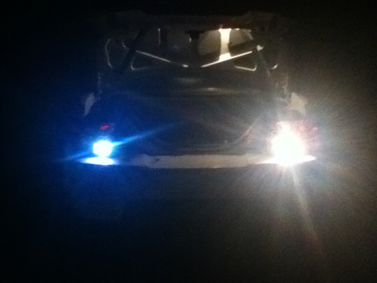 LED's vs Stock!