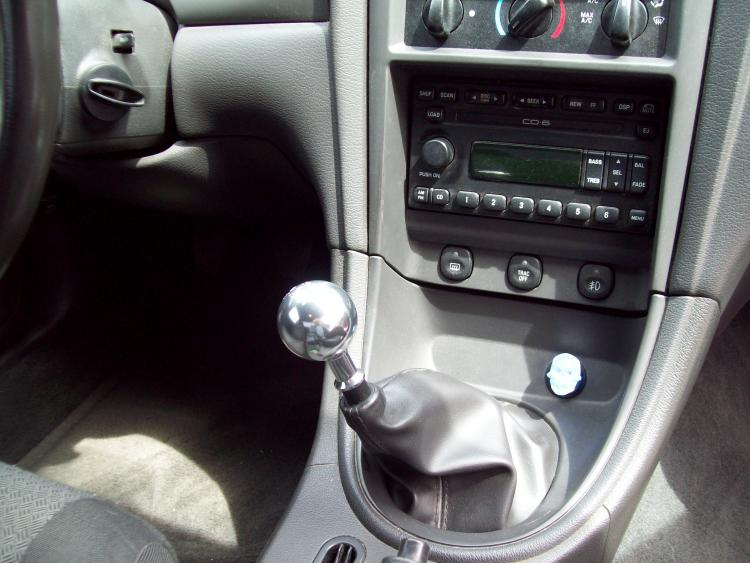 mach 1 shift knob