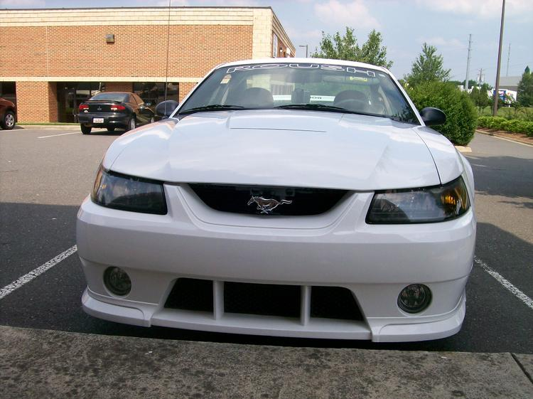 Mean looking front end