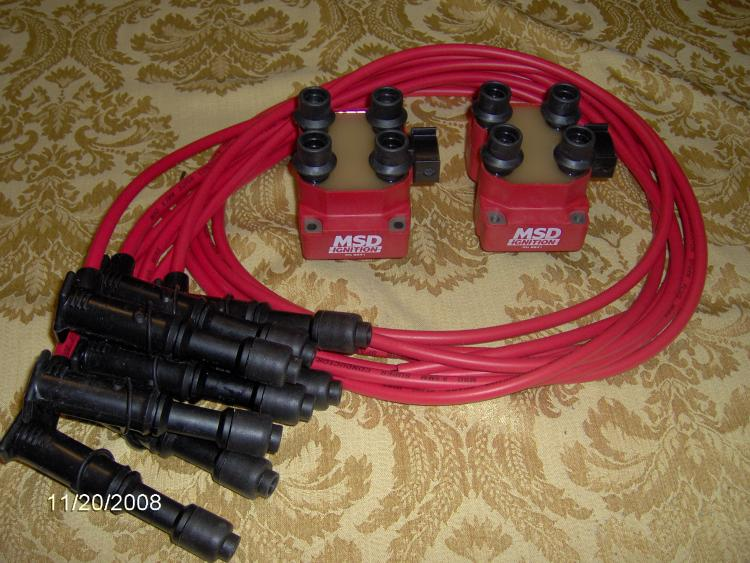 MSD - Blaster Coil Packs