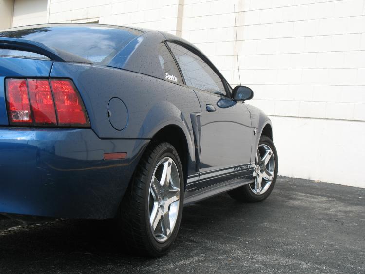 Mustang. 15.