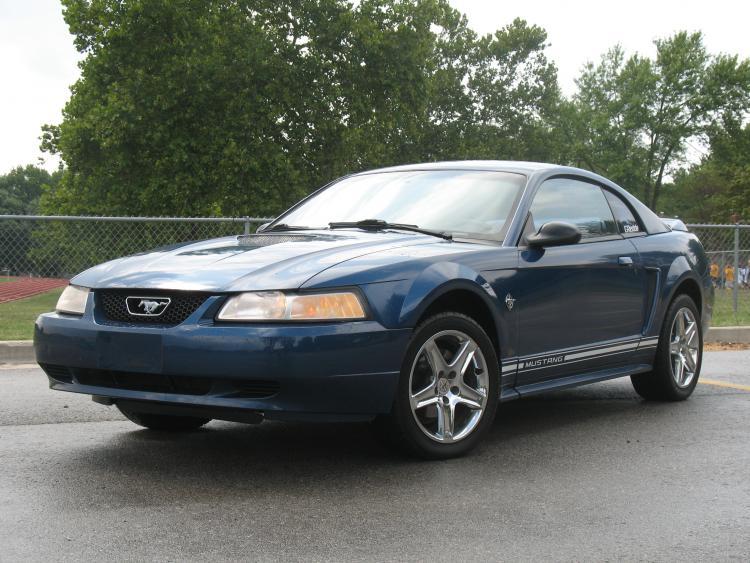 Mustang. 2.