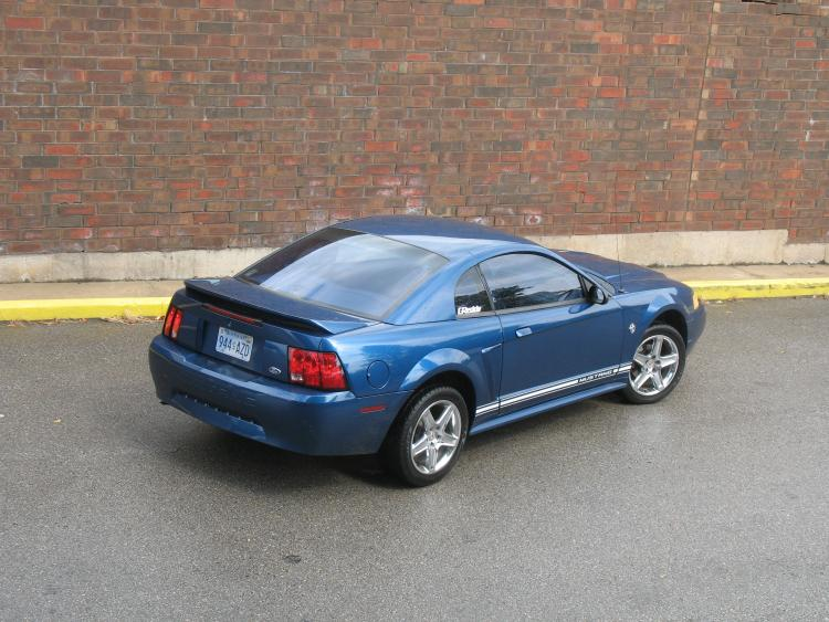 Mustang. 20.