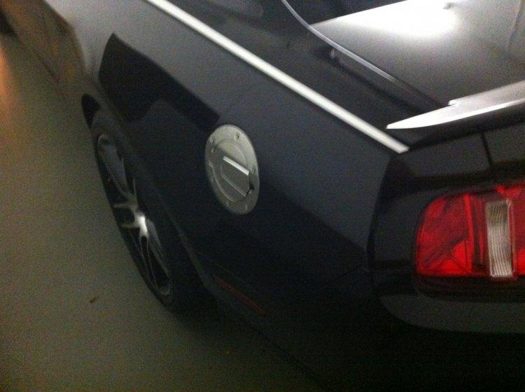 Mustang 2011 Tankdeckel