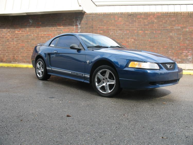 Mustang. 26.