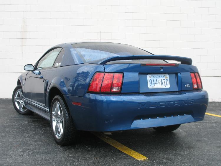 Mustang. 9.