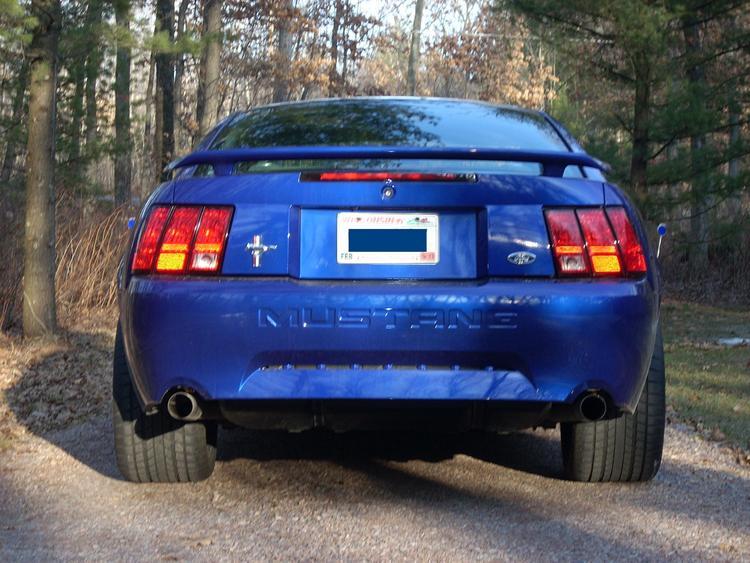 Mustang Rear edit