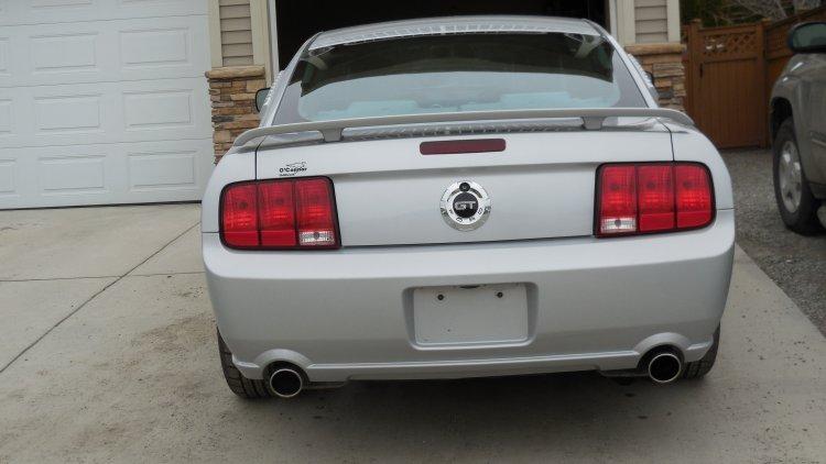 My Mustang GT 005
