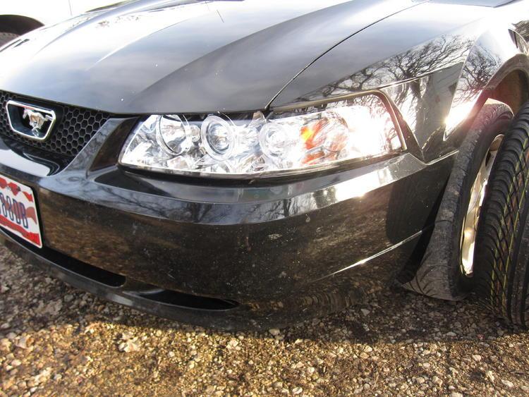 New Headlights (driver)