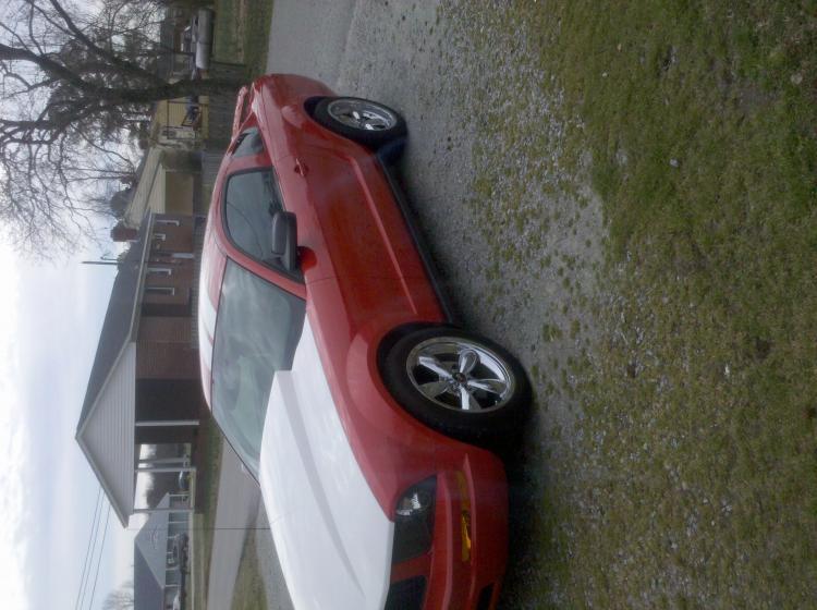 New hood!