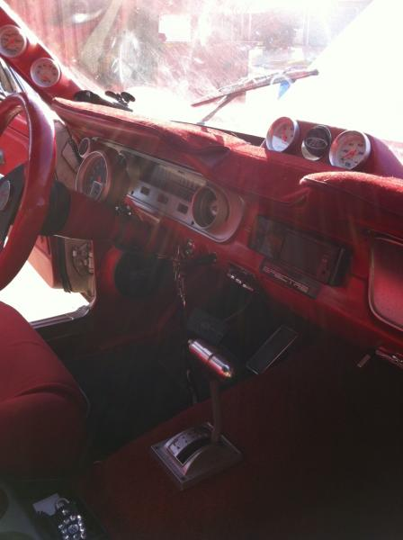 now, i still have the under dash just waiting to put in after i install serpentine