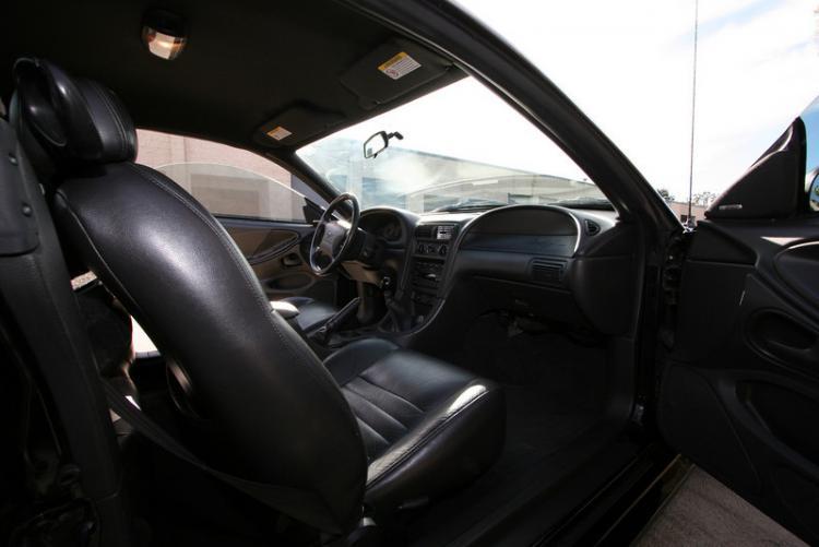 Passenger view