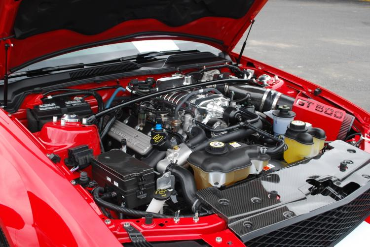 pic of engine bay