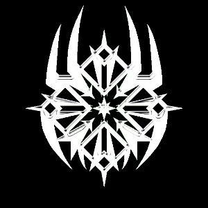 Raze Logo Glossy White On Black by Raizer