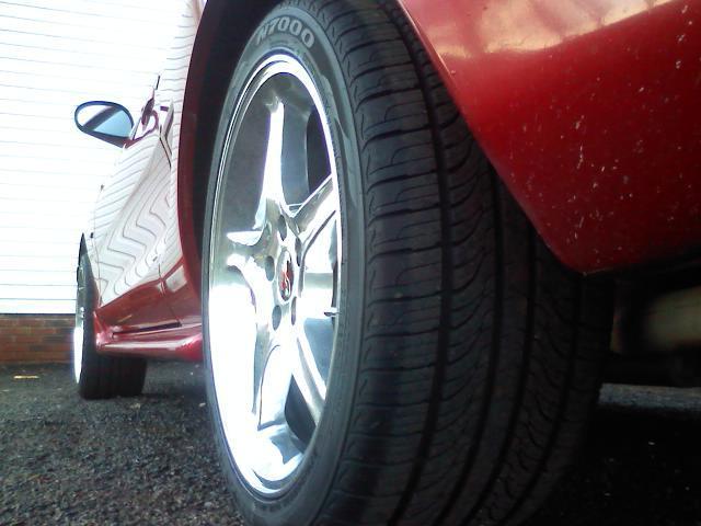 rim up close