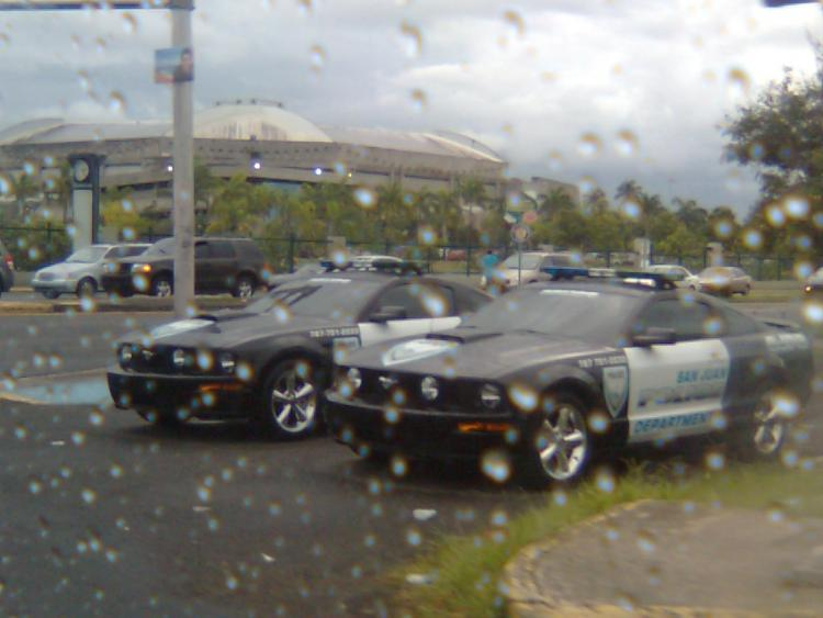 San Juan PD in Puerto Rico