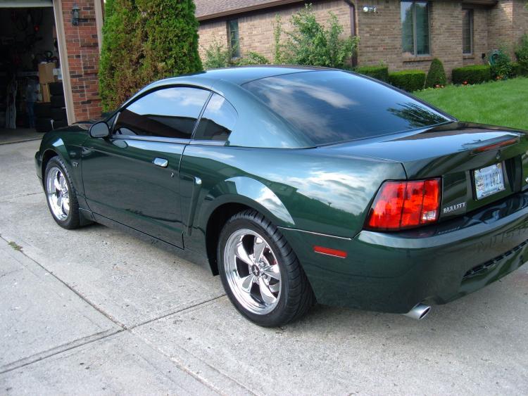 Side rear...