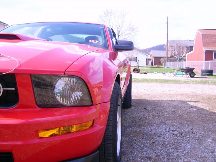spacers stang 001