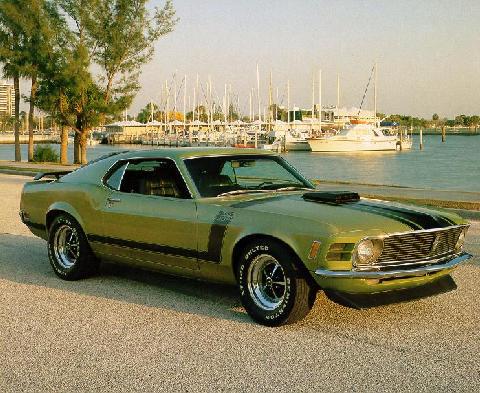 std 1970 mustang boss 302 fastback fvr max