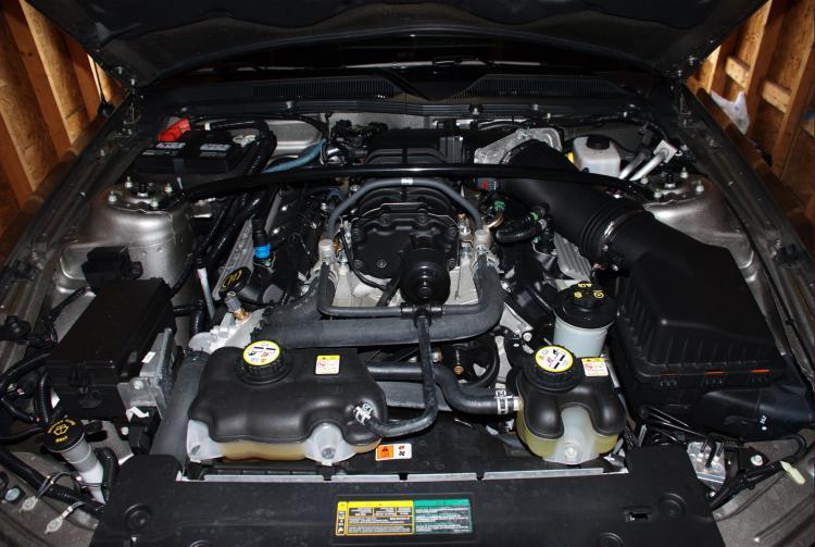 Stock GT500