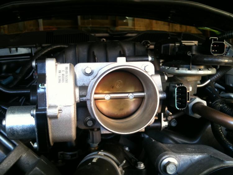 Stock Throttle Body