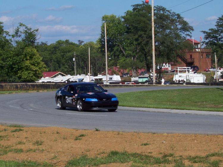 Summit Point, Jefferson Circuit. This was in '07 when I was running street tires.  Fun course to test and tune on.