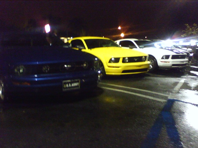 the 3 stangs