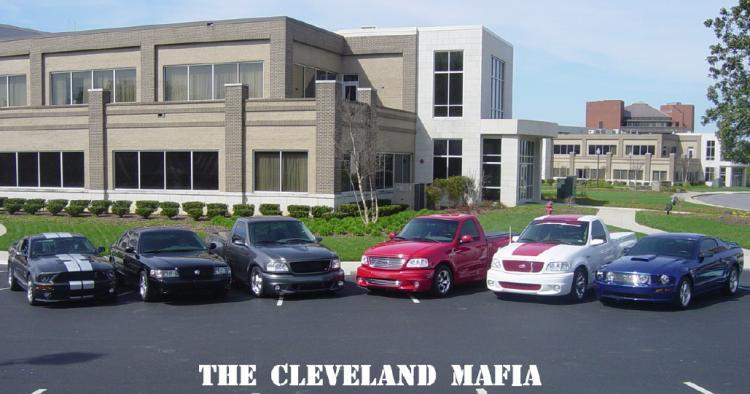 The Cleveland Mafia2