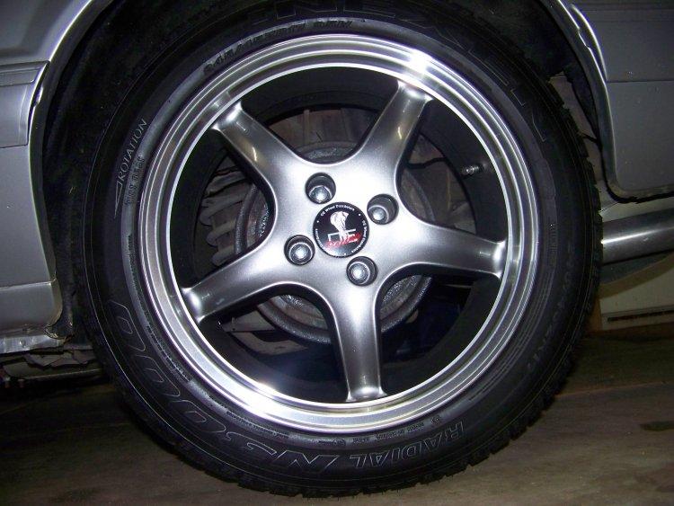 The cobra wheels